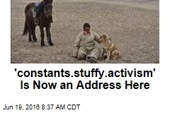'constants.stuffy.activism' Is Now an Address Here