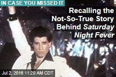 Recalling the Not-So-True Story Behind Saturday Night Fever