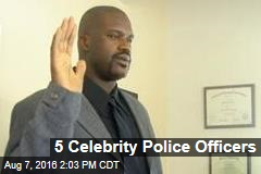 5 Celebrity Police Officers