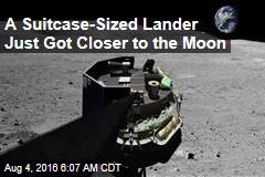 First Private Moon Landing Gets Green Light