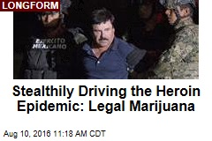 Stealthily Driving the Heroin Epidemic: Legal Marijuana