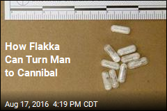 How Flakka Can Turn Man to Cannibal