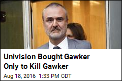 New Owner Univision Is Shuttering Gawker
