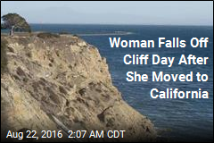 Woman Trying to Take Photo Dies in Cliff Fall