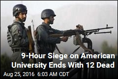 9-Hour Siege on American University Ends With 12 Dead