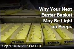 Easter Peeps in Peril as Workers Strike