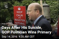 Dead Republican Wins NY Primary
