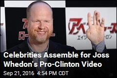 Director Assembles His Famous Friends for Pro-Clinton Video