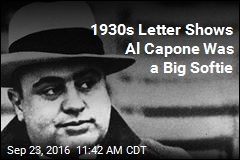 1930s Letter Shows Al Capone Was a Big Softie