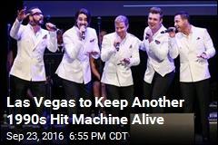 Backstreet Boys Sign on for Las Vegas Residency