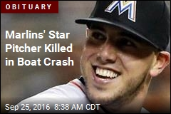 Marlins' Star Pitcher Killed in Boat Crash