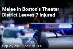 Boston Brawl With Knives, Bottles Leaves 7 Injured