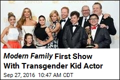 This Will Be First Show to Feature Transgender Kid Actor