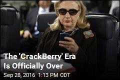 BlackBerry Will No Longer Make Phones