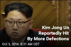 Kim Jong Un Reportedly Hit By More Defections