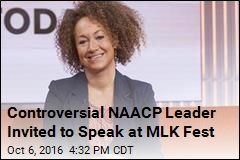 Controversial NAACP Leader Invited to Speak at MLK Fest