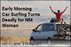 Early Morning Car Surfing Turns Deadly for NM Woman