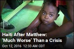 Aid Finally Reaches Struggling Haitians