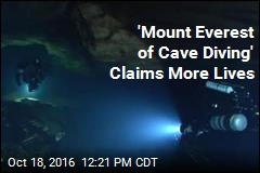 'Mount Everest of Cave Diving' Claims More Lives