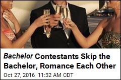Bachelor Contestants Skip the Bachelor, Romance Each Other