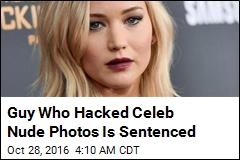 Celeb Nude Photo Hacker Sentenced