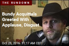 Bundy Acquittals Greeted With Applause, Disgust