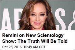 New Leah Remini Show to Expose Scientology 'Abuse'