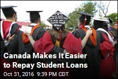 Canada Makes It Easier to Repay Student Loans