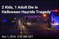 2 Kids, 1 Adult Die in Halloween Hayride Tragedy