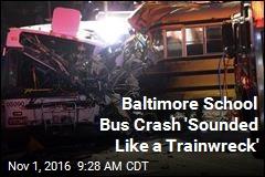 6 Dead in 'Horrific' Crash Between School Bus, City Bus