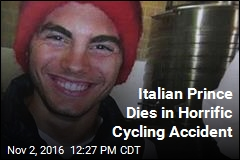 Italian Prince Dies in Horrific Cycling Accident