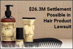 $26.3M Settlement Possible in Hair Product Lawsuit