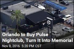 Orlando To Buy Pulse Nightclub, Turn It Into Memorial