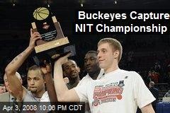 Buckeyes Capture NIT Championship