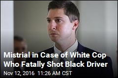 Mistrial in Case of White Cop Who Fatally Shot Black Driver