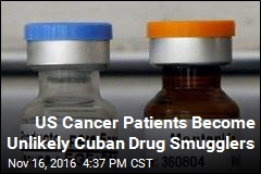 US Cancer Patients Become Unlikely Cuban Drug Smugglers