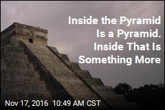 Inside the Pyramid Is a Pyramid. Inside That Is Something More