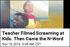 Baltimore Teacher Hurls N-Word at Students in Video