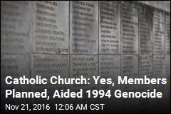 Catholic Bishops Apologize for Rwanda Genocide