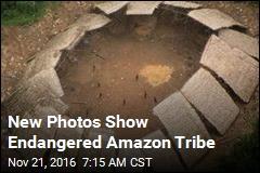 New Photos Show Endangered Amazon Tribe