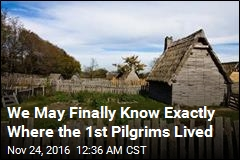 First Pilgrim Settlement May Have Been Found