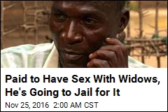 HIV+ Hyena Man' Sentenced for 'Cleansing Widows'