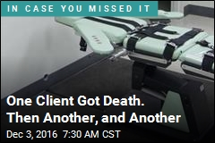 One Client Got Death. Then Another, and Another