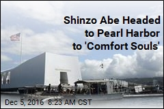 A Pearl Harbor First: Visit From Japanese PM