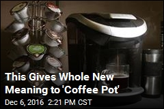 Coming Soon to Your Keurig: Weed