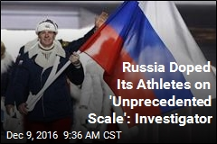 Russian Doping Involved 1K Athletes, 30 Sports: Investigator