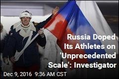 Russian Doping Involved 1K Athletes, 30 Sports: Investigator