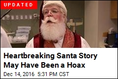How Santa Made a Dying Child's Christmas