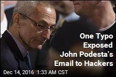 Typo Led to John Podesta Email Hack