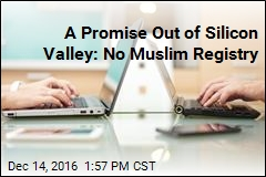 Tech Workers Sign Pledge Not to Build Muslim Registry